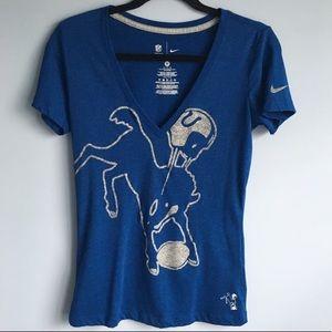 Nike Indianapolis Colts Women's Retro Logo T-Shirt